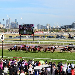 horse racing melbourne